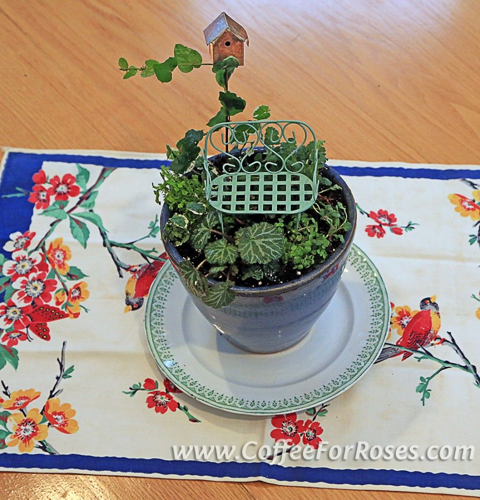 Crafts for the elderly in nursing homes - Winter Is The Perfect Time To Create A Miniature Garden These Are Also Nice Gifts Senior Craftssenior Activitieselderly Craftsnursing Homesassisted