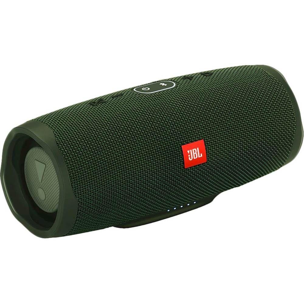 Best Buy Jbl Charge 4 Portable Bluetooth Speaker Forest Green Jblcharge4grnam In 2020 Bluetooth Speakers Portable Jbl Jbl Charge