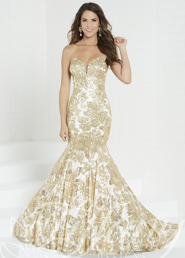 Plus size african wedding dresses  Tiffany   Tiffany Mermaid gown and Sequins