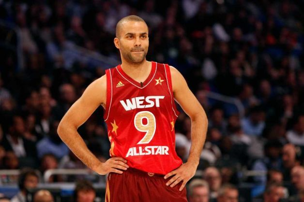 2012 Nba All Star Weekend Tony Parker All Star Nba