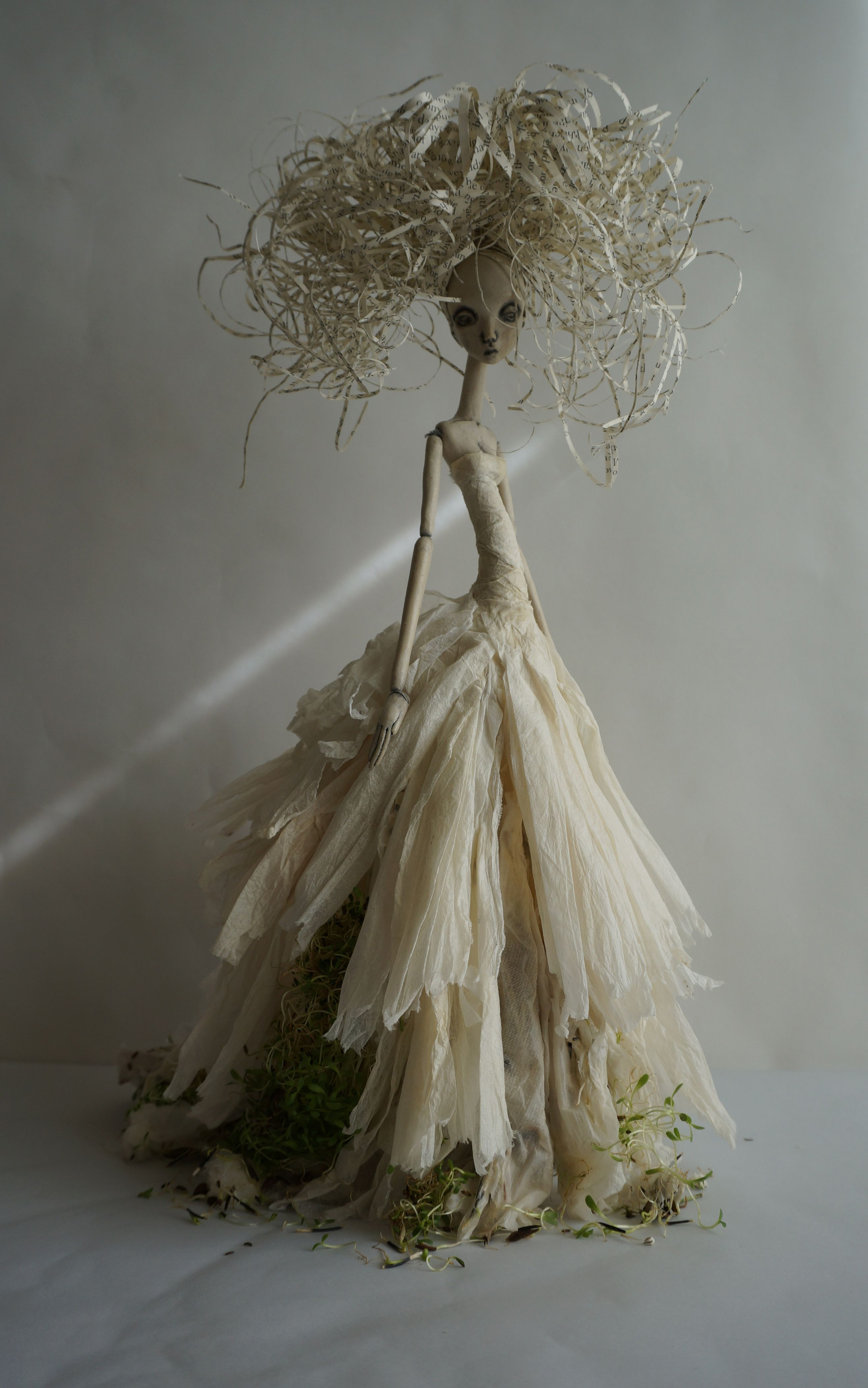 Fantasy | Whimsical | Strange | Mythical | Creative | Creatures | Dolls | Sculptures | Desolate Deidra.. .more sprouts