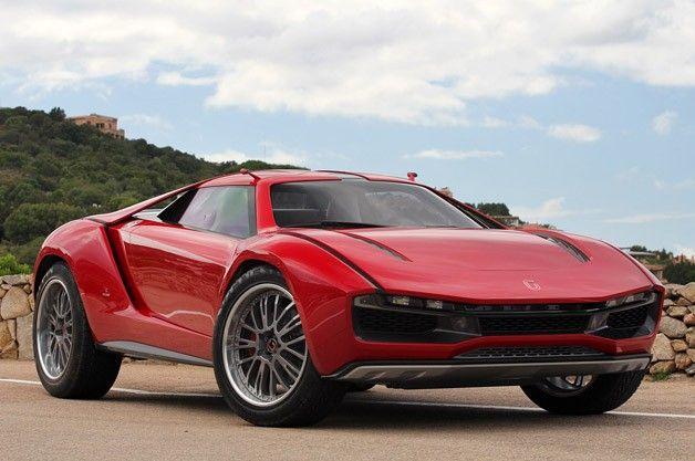 Italdesign Giugiaro Parcour Concept Concept Cars Super Cars