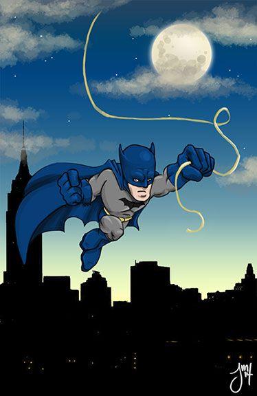 nananana... Batman! by Jason Martian