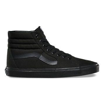 TS9BJ4 - Canvas SK8-Hi | Vans shoes