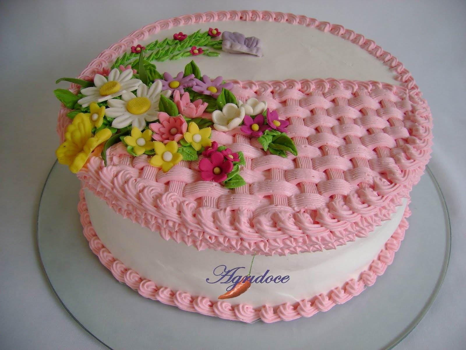 bolos decorados - Pesquisa Google | Ideias de Varios Bolos ...