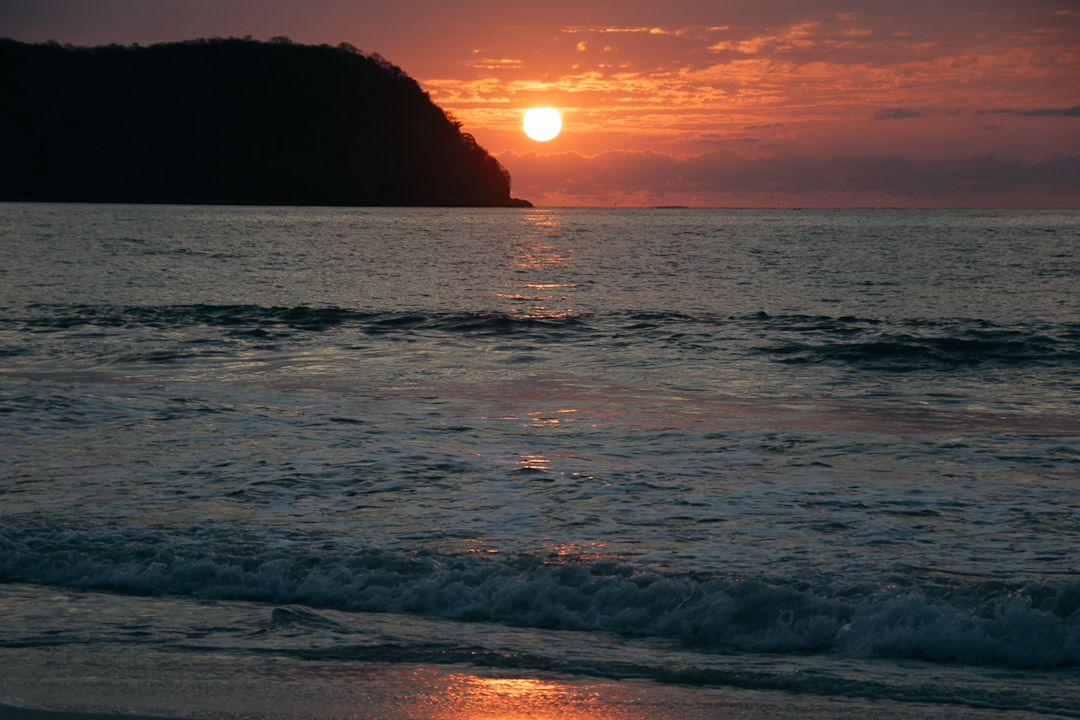 Atardecer fabuloso    23 de mayo 2015.  Punta Negra Nayarit.    #atardecer #sunset #mar #playa #nayarit