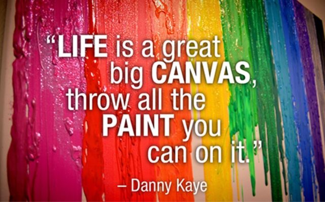 Happy Monday! Make your week filled with Color!