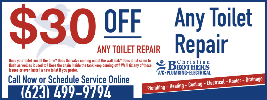 Christian Brothers Coupons Air Conditioning Electrical Plumbing Service Coupon Toilet Repair Repair Installation