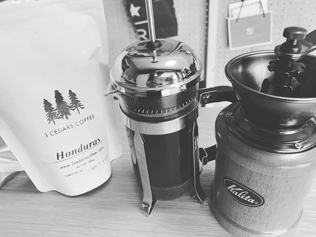 おはようございます モーニングコーヒー おはよう おはようございます Goodmorning Morning コーヒー コーヒープレス 珈琲 珈琲の香り いい香り コーヒー豆 豆 珈琲豆 珈琲好き コーヒー好き Instagram Posts Instagram French Press