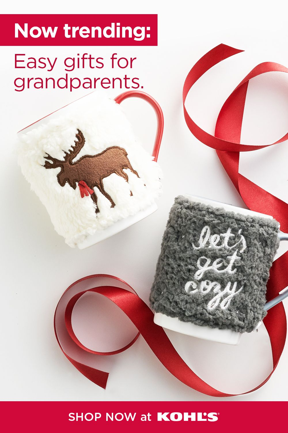 Now Trending Find Gifts For Grandparents At Kohl S Not Sure What To Give Grandma Or Grandpa This Year You Winter Gift Basket Easy Gifts Gift Baskets For Men