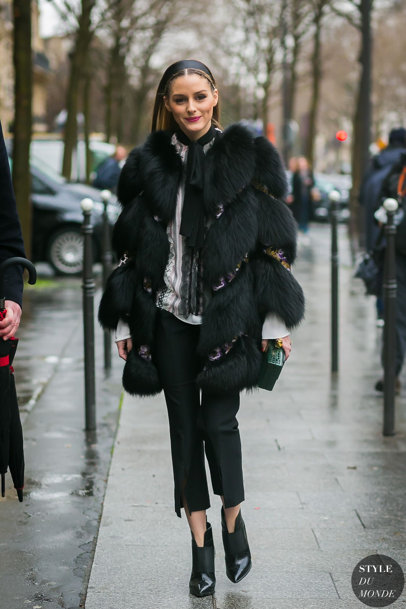 Olivia Palermo by STYLEDUMONDE Street Style Fashion Photography cd4af8b2972