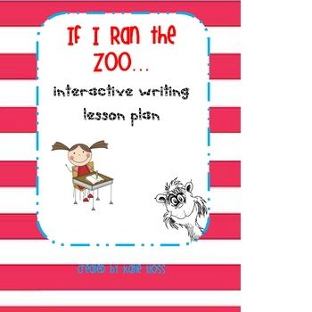 This fun and engaging lesson plan integrates technology and descriptive writing. After reading, If I Ran the Zoo... Students will love creating the...