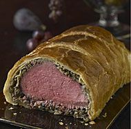 Classic Beef Wellington #finecooking