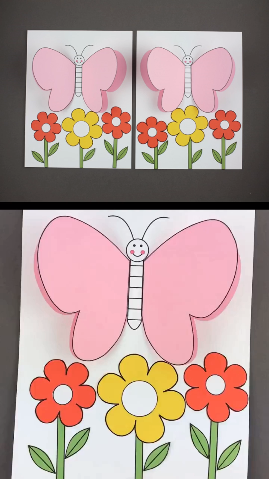 49++ Simple butterfly art and craft ideas