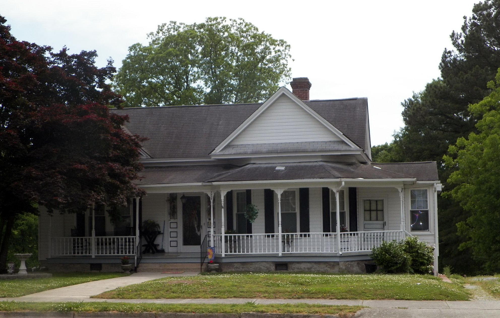 House Plans Wrap Around Porch e Story Do you suppose House