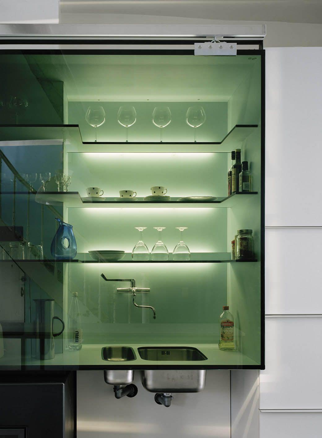 Bar/Küche - Wandregal (Vault Room | 51n4e) | brauhaus | Pinterest ...