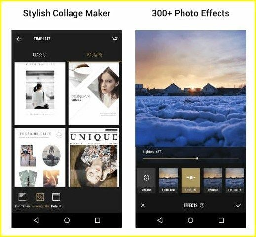 Top 10 Android Photo Editing Apps 2019 Special Features