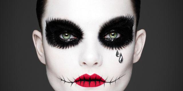 Trucco Halloween: 15 tutorial per la notte più spaventosa ...
