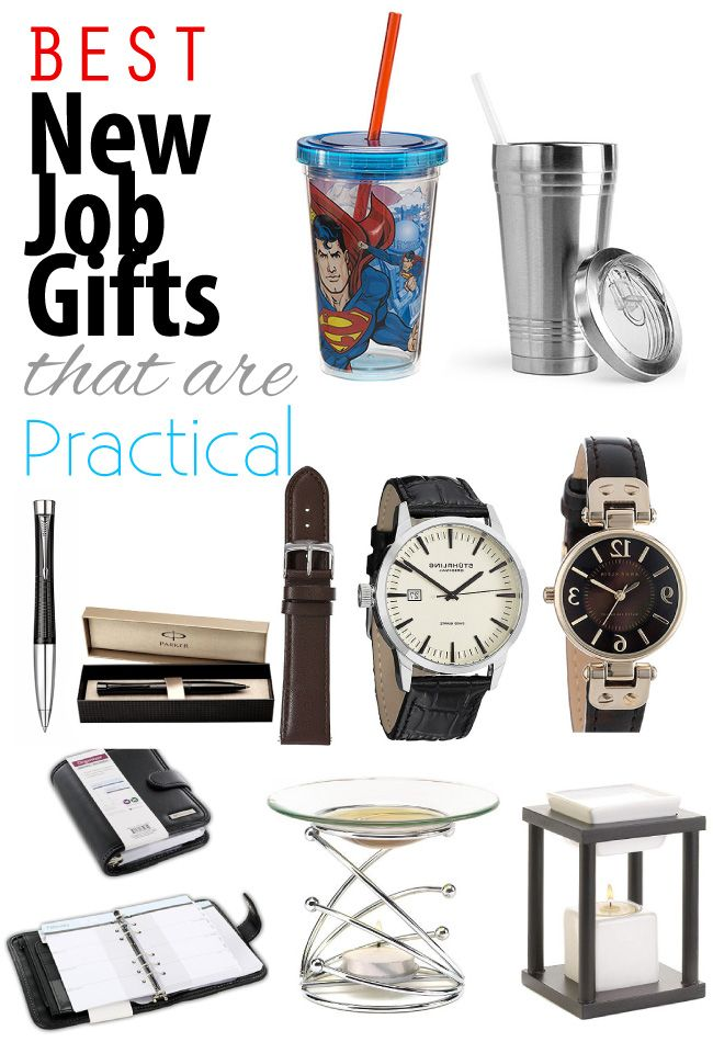 Best New Job Gift Ideas That Are Practical New Job Gift
