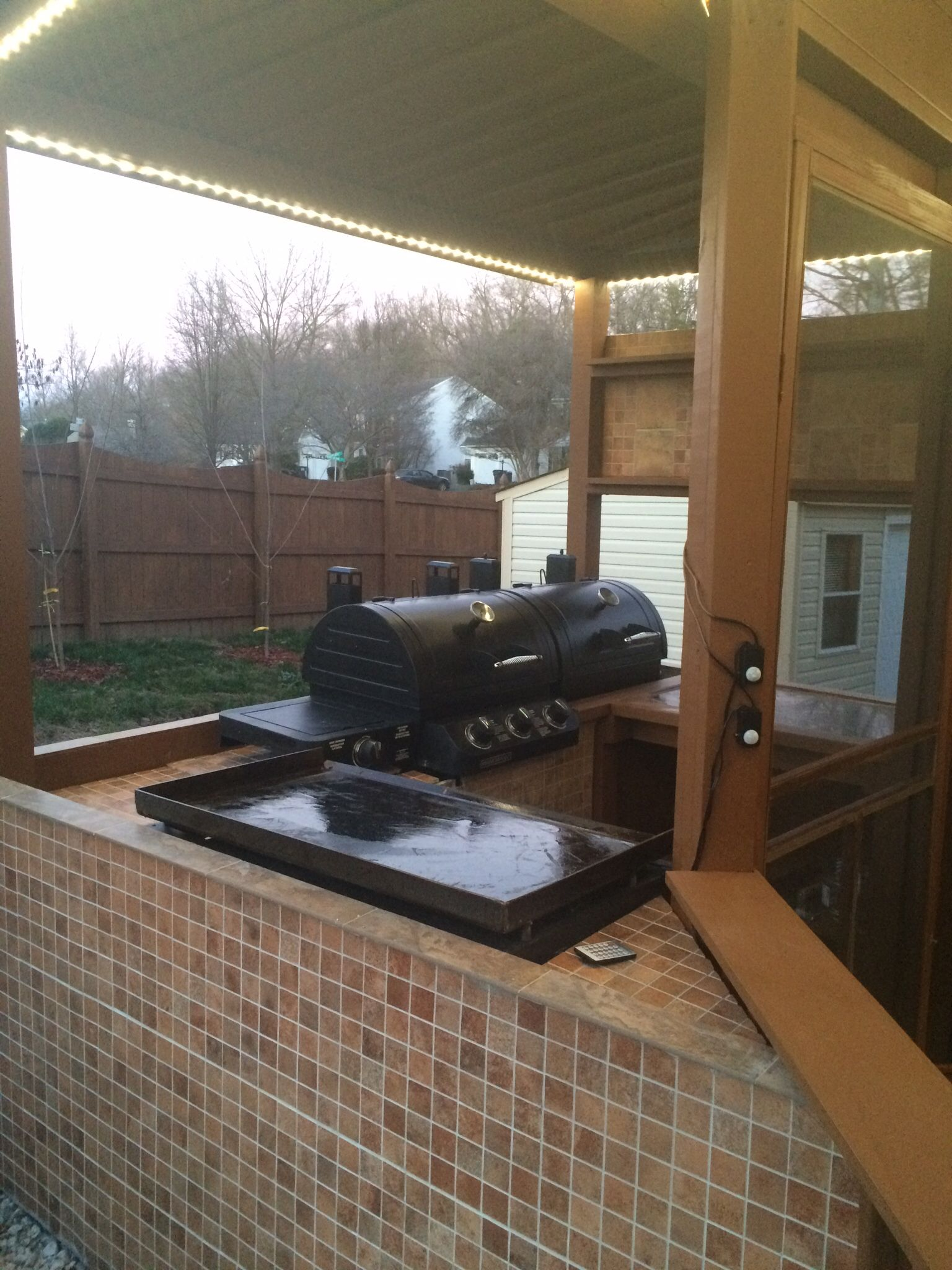 Backyard hibachi grill Luxury outdoor kitchen, Outdoor