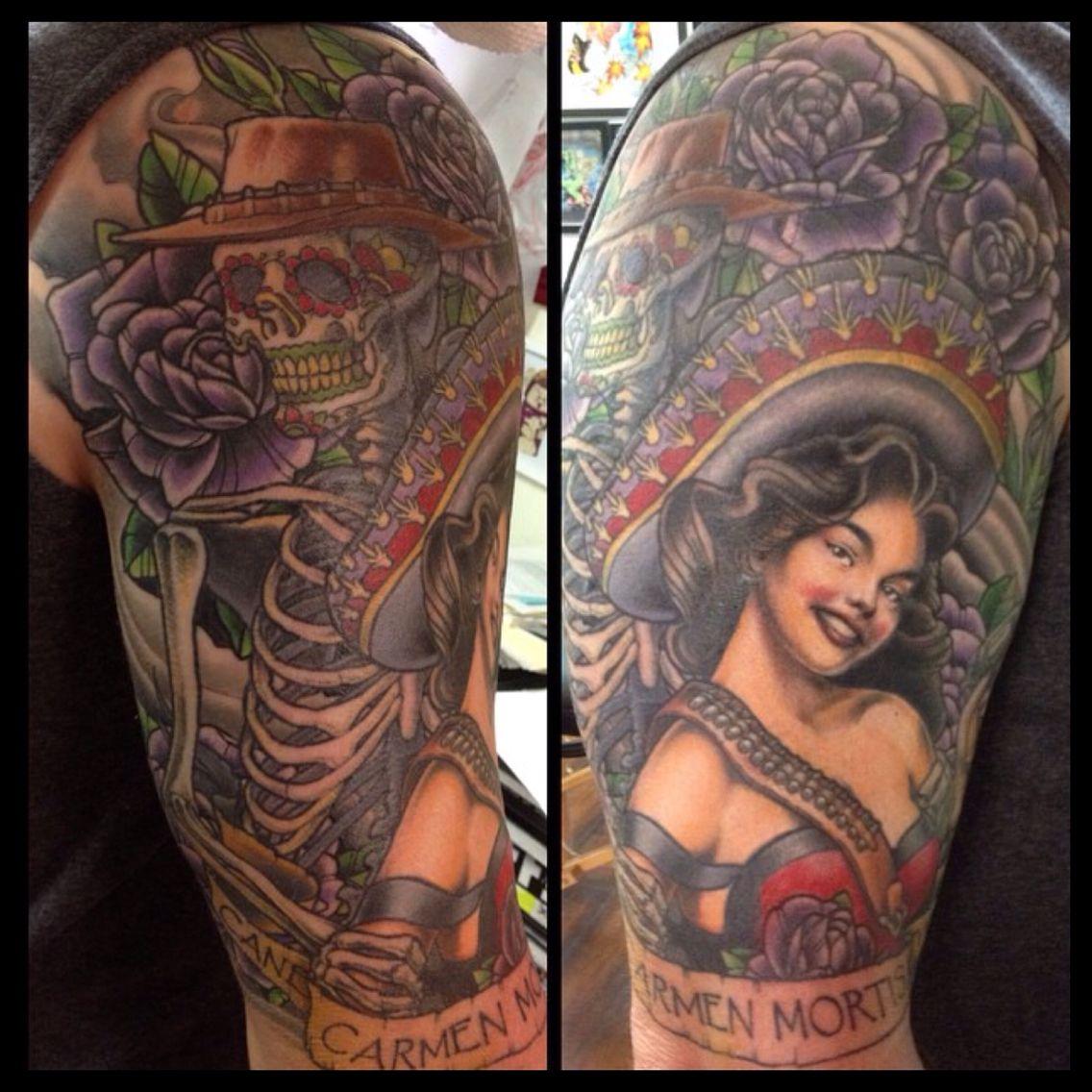 Fredericksburg virginia tattoo artist kelley drake