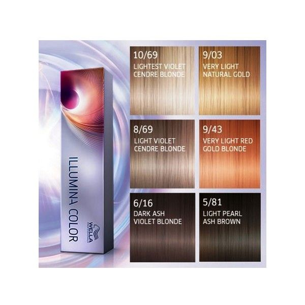 Hair Color Formulas Wella Illumina Color Wella Hair Color