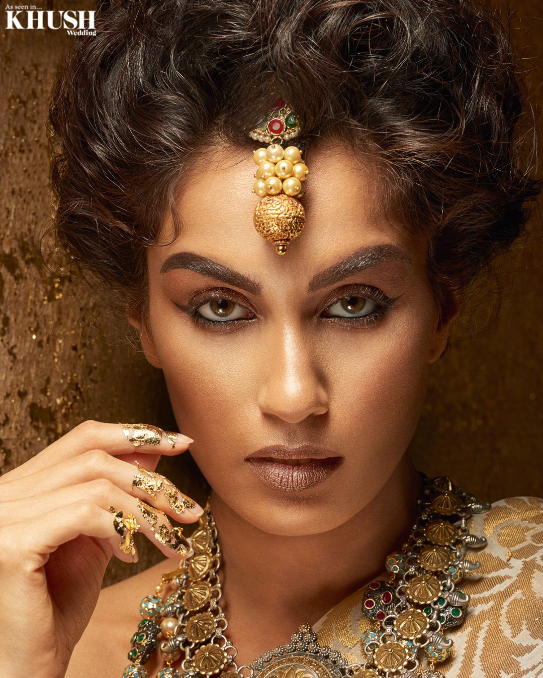 Beauty maven roshni professional hair make up artist