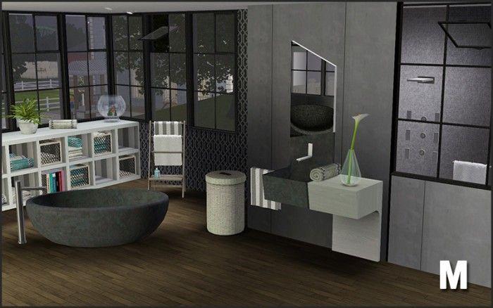 Dolmen bathroom set by Mango - Sims 3 Downloads CC Caboodle   sims3 ...