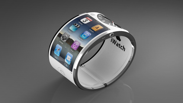 77bfd86ebe1 Apple iWatch Concept Design by Jivaldi.  apple  iWatch  concept