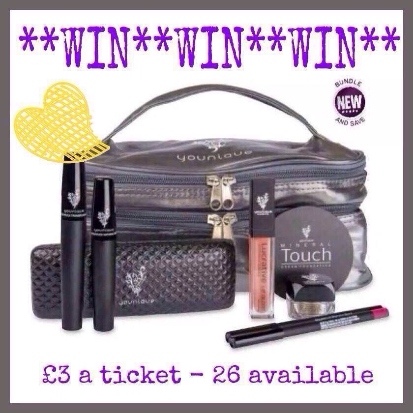 Only 9 numbers remaining to win this gorgeous set for £3! Gotta be in it to win it! Message me on here with a number and I'll message u payment details!! https://www.youniqueproducts.com/BarbaraGroveslonglash