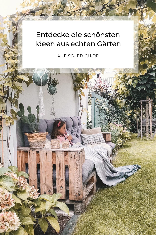 Die schönsten Ideen für den Garten & die Gartengestaltung