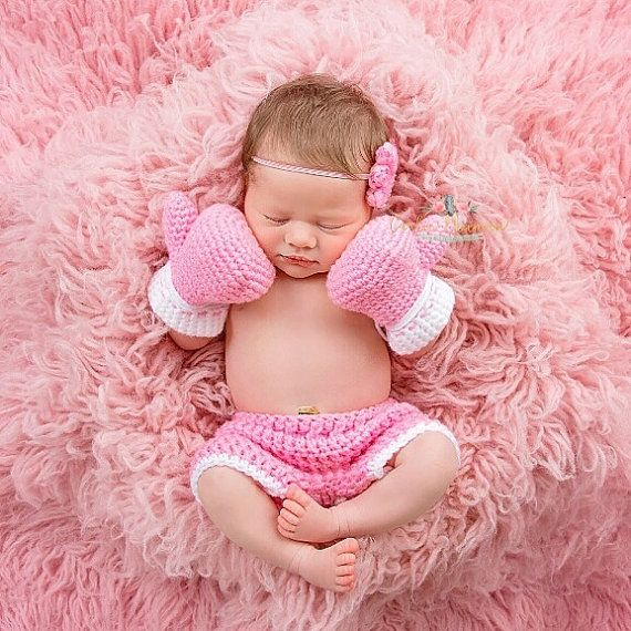 fast-shop Newborn Photo Shoot Baby Girl Boy Head Band Skirt Photography Prop Durable and Practical