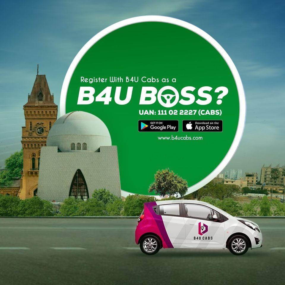B4u Cabs Airport Cab Service Taxi Cab In Lahore Hyderabad Karachi Cab Taxi Service Taxi Cab