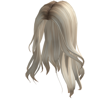 Customize Your Avatar With The Mermaid Princess Platinum Hair And Millions Of Other Items Mix Match This Hai In 2020 Platinum Hair Ball Hairstyles Brown Hair Roblox