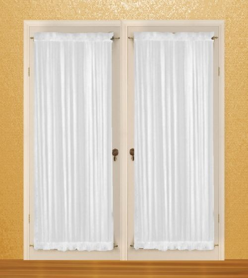 Curtains For French Doors Ideas Solid