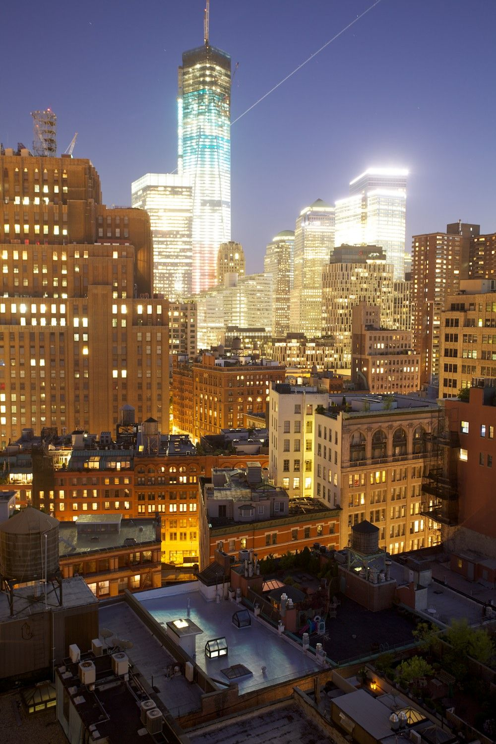 New York City's New Downtown