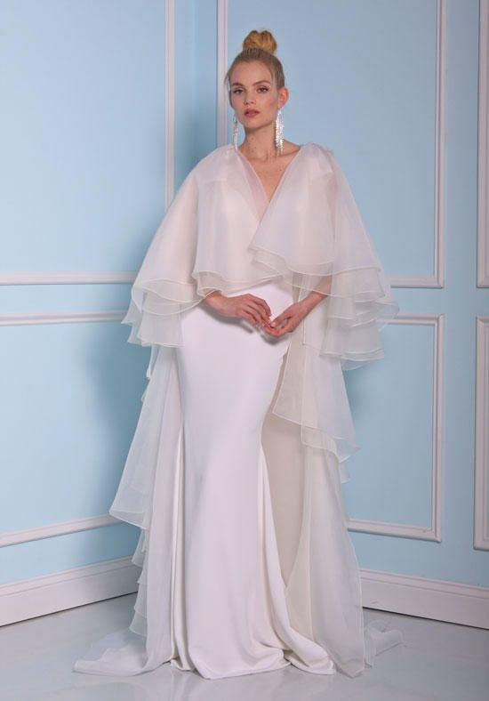 Christian Siriano for Kleinfeld BSS17-17041 Wedding Dress photo ...