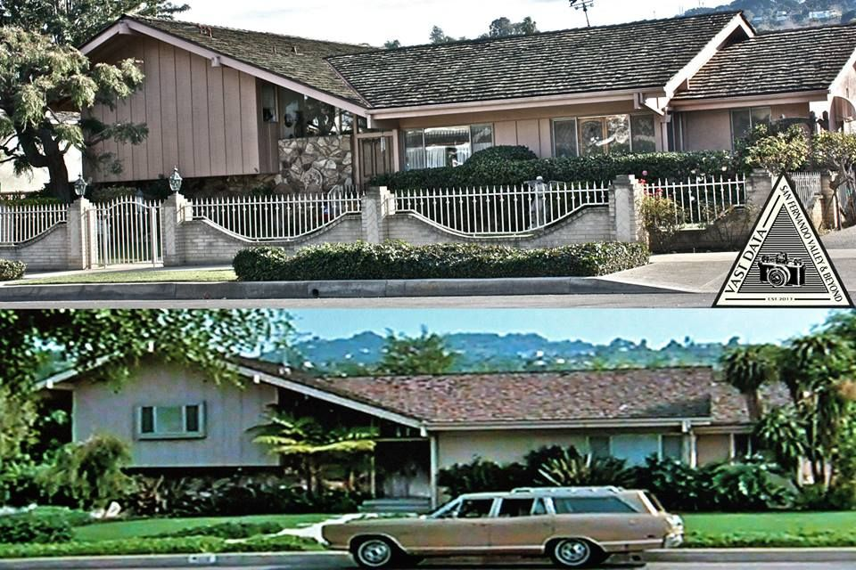 Brady Bunch house -- was real --and in the Valley #bradybunchhouse