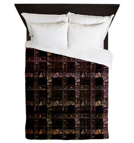 ethnic pattern Queen Duvet on CafePress.com #Ethnic #tribal #pattern #design #vgf