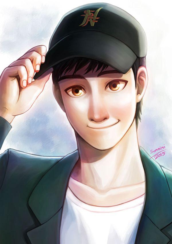Tadashi Hamada fan art by orangedk.deviantart.com on @DeviantArt