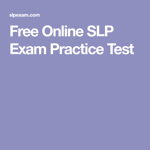 image relating to Praxis 1 Practice Test Printable named Pin upon SLP-Praxis