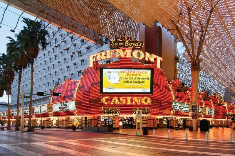 Fremont Hotel And Las Vegas Nv Reviews Tripadvisor