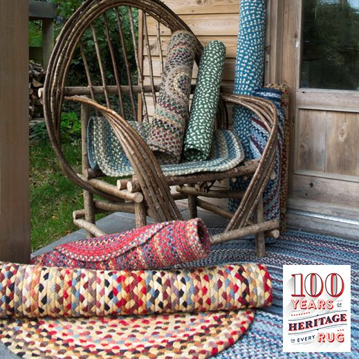 American Braided Rugs With Images