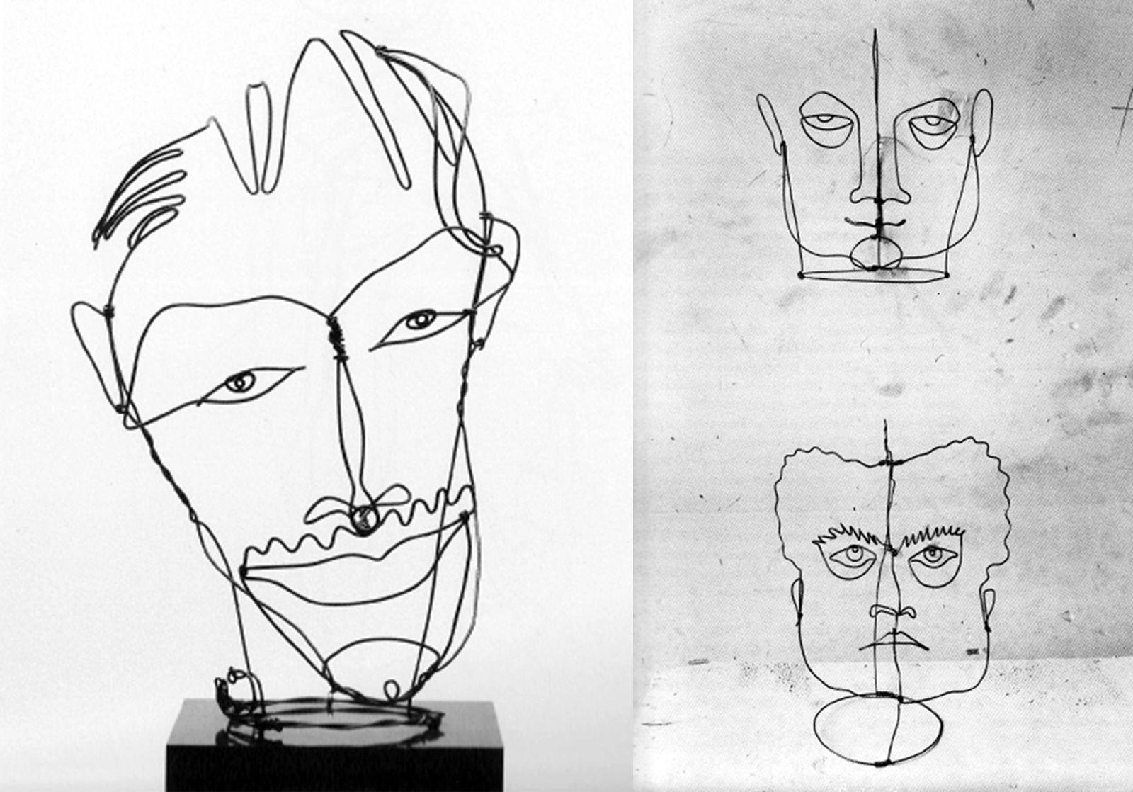 Alexander Calder Circus Drawings Alexander Calder | For...