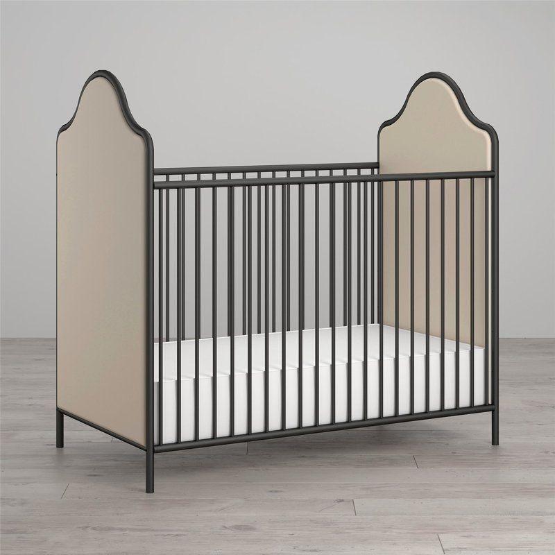 Dream On Me Piper Natural 4 In 1 Convertible Mini Crib In 2020 Mini Crib Cribs Dream On Me