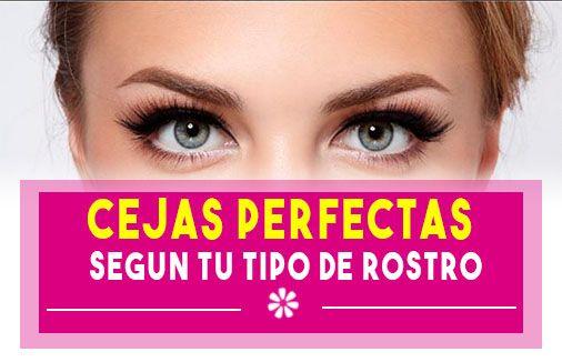Da clic, para ver todas las ideas de tipos de cejas según el rostro - tipos de cejas