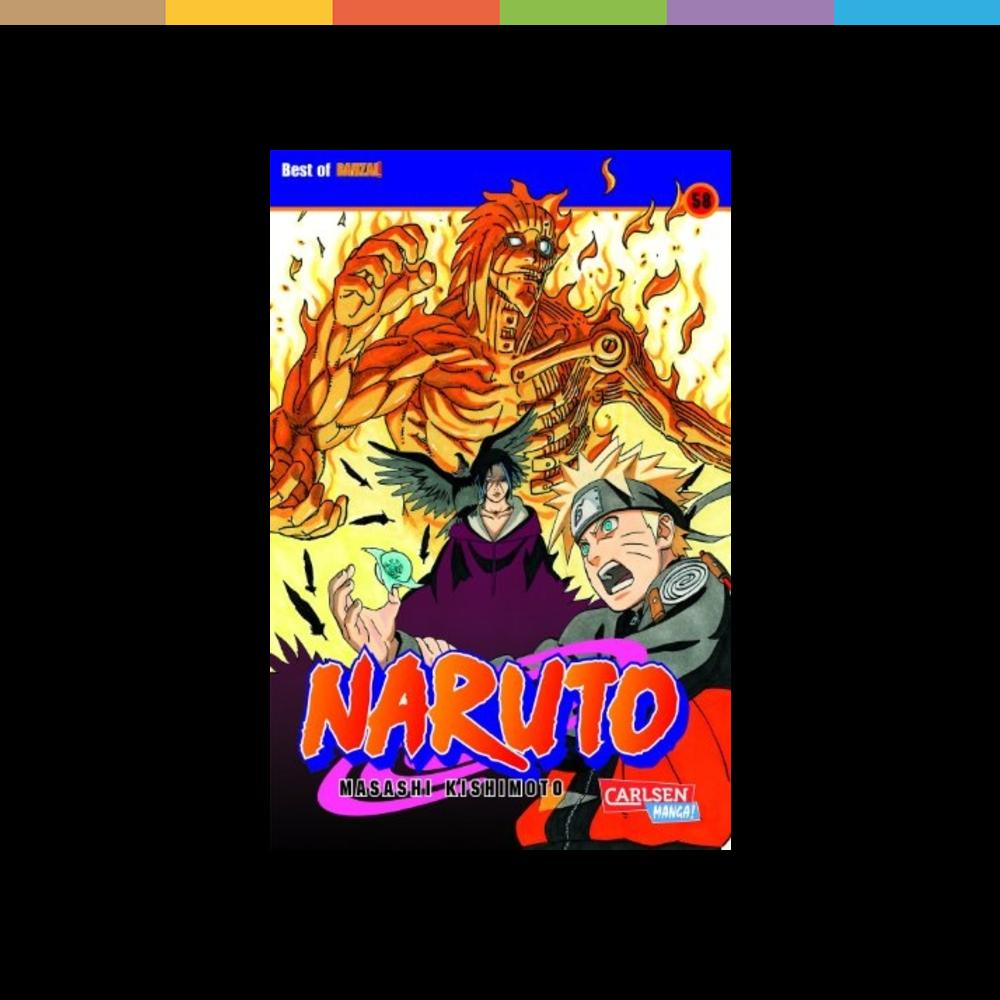 Naruto, Band 58 (Masashi Kishimoto)