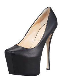 Platforms - Shoe Salon - Bergdorf Goodman -Giuseppe Zannotti
