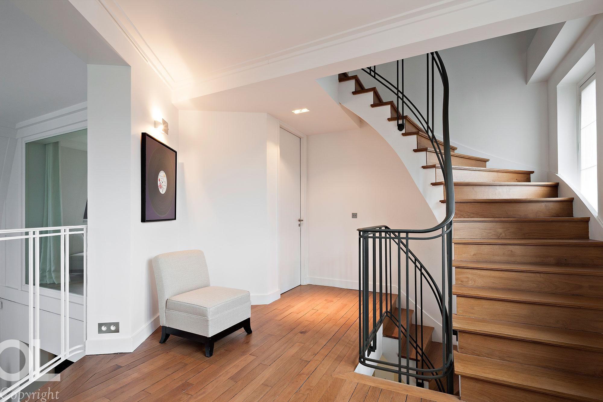 Meuble Salle De Bain Twist ~ Priv Appartements Triplex Boulevard Raspail H L Ne Et Olivier