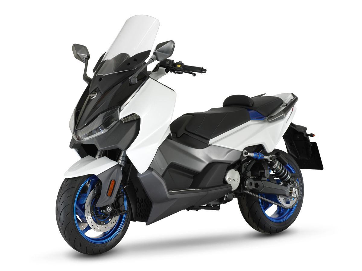 Sym Maxsym Tl New For 2018 Pinterest Motorcycle Scooter Police 1984g 700p Hitam